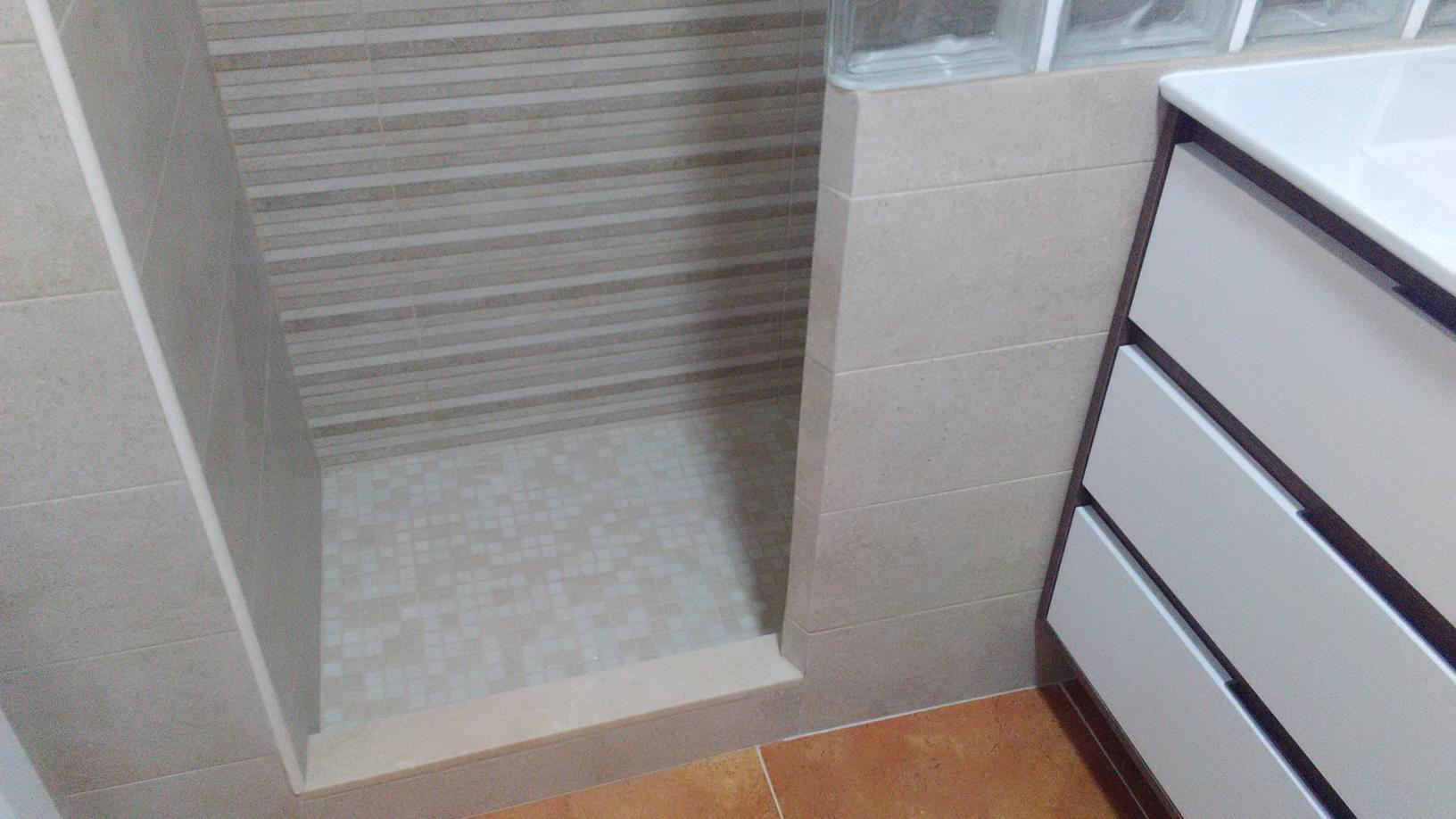 cambio de bañera por plato de ducha en orihuela costa