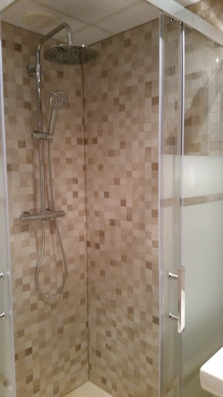 reforma de baño torrevieja