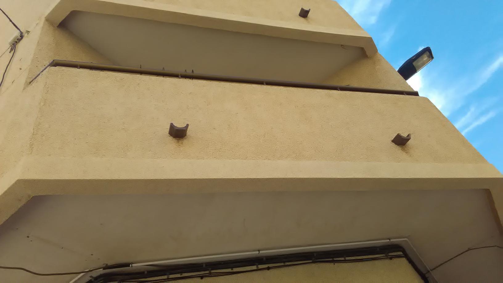 rehabilitacon de fachada en torrevieja