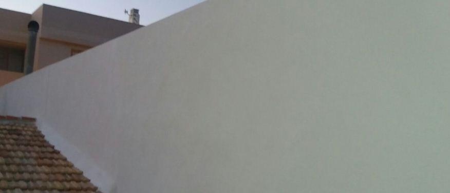 reforma de fachada terraza torrevieja orihuela