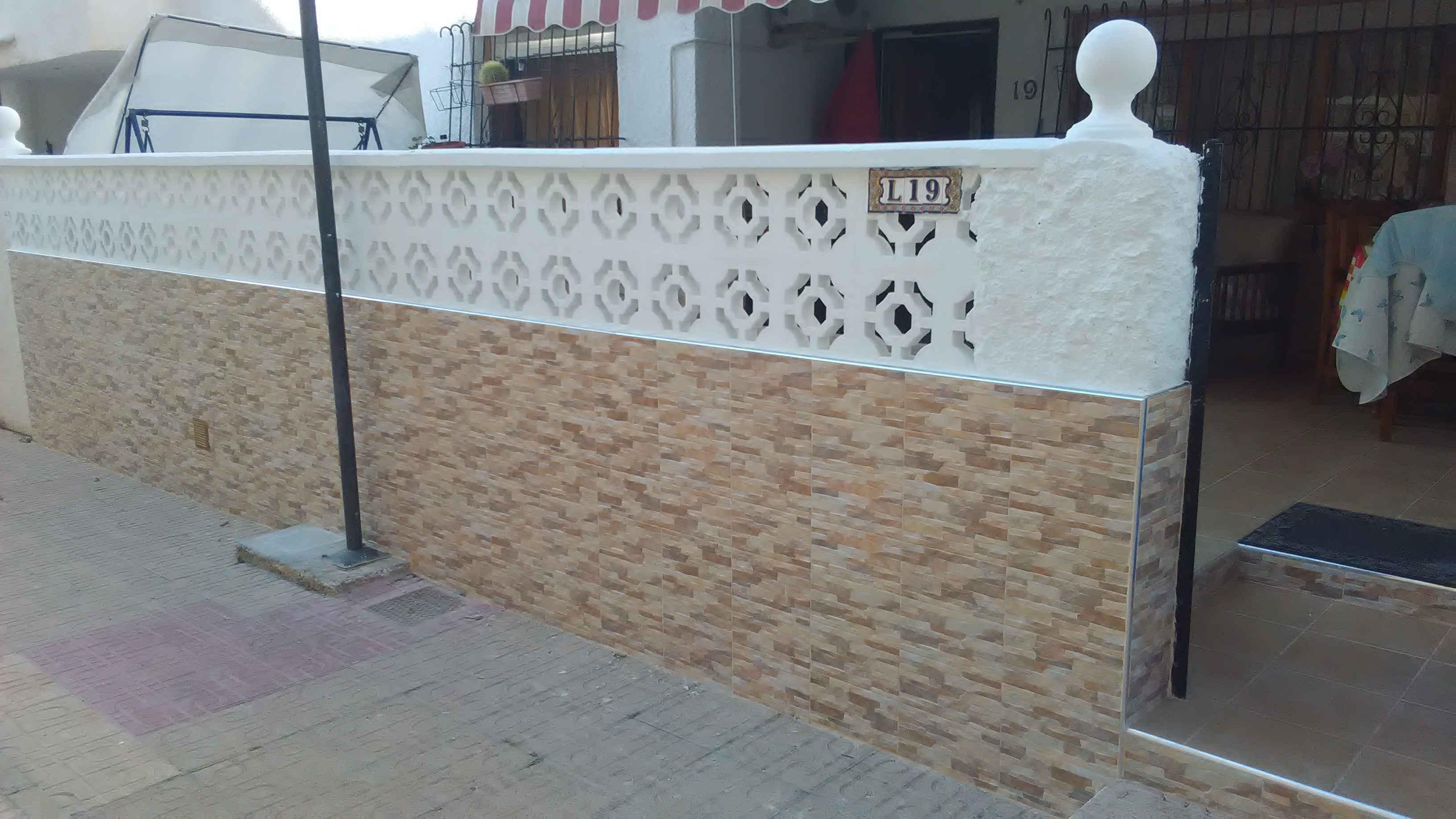reforma fachada alicatado torrevieja
