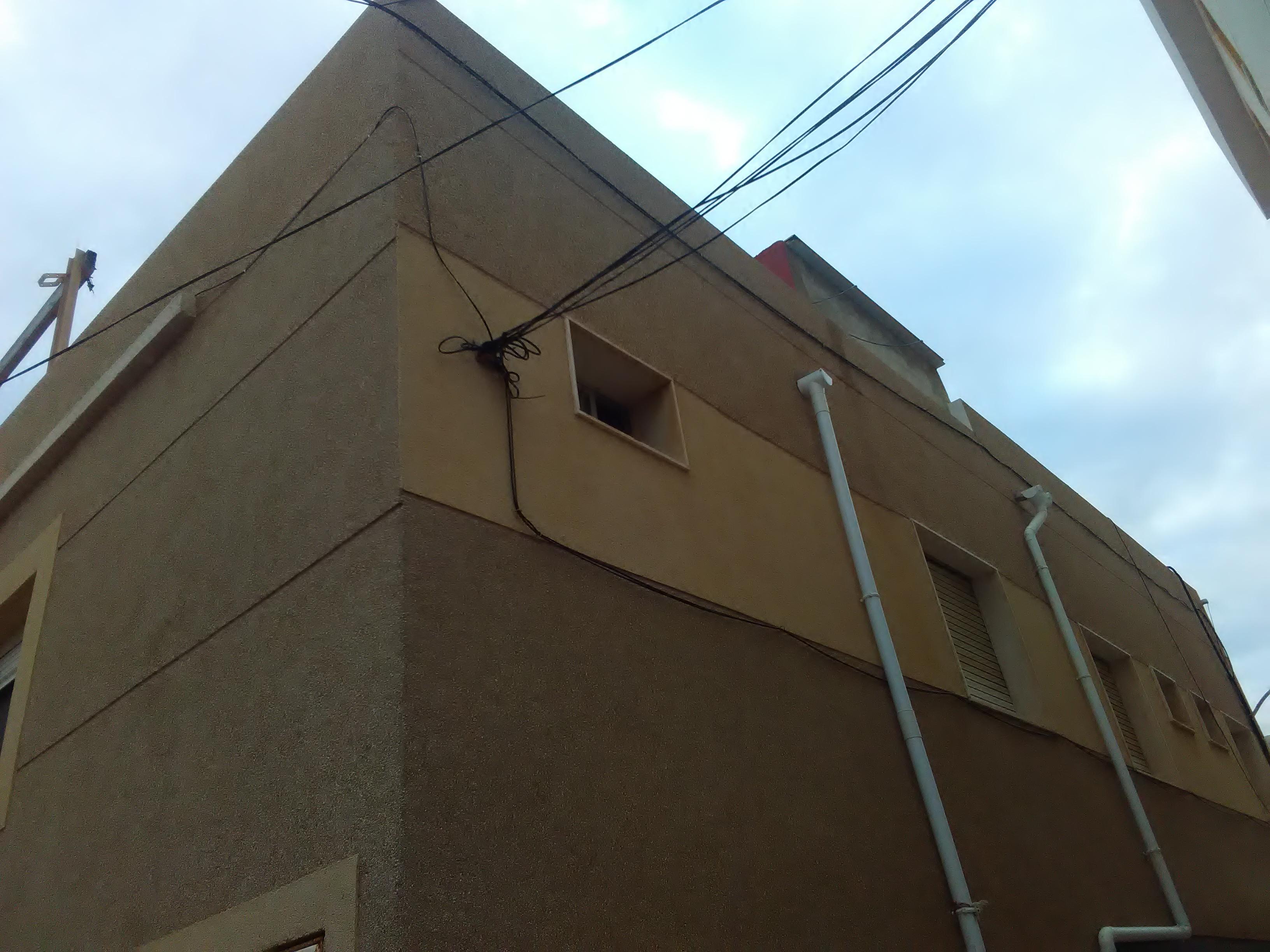 reformas fachada antepecho torrevieja orihuela