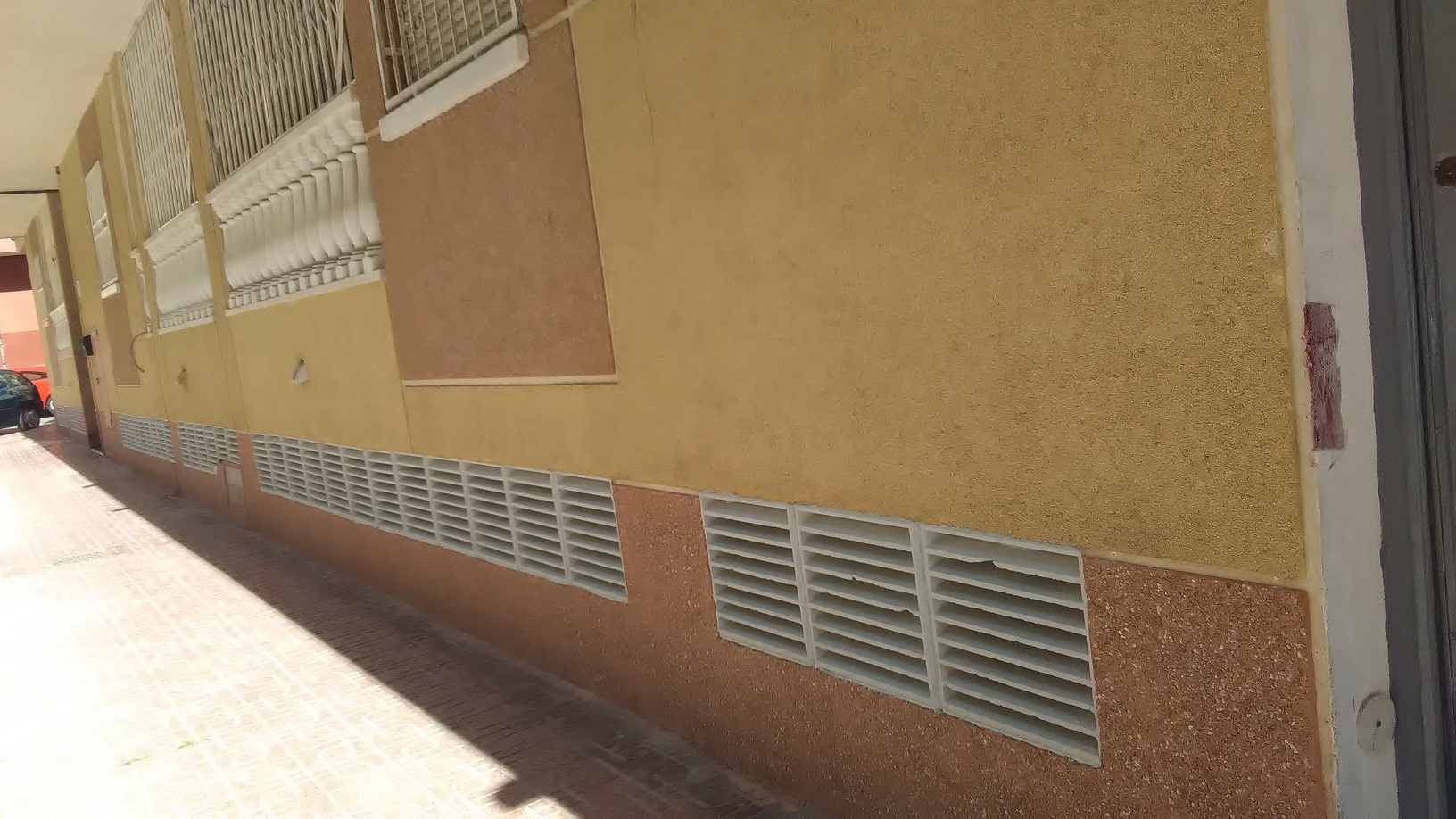 rehabilitacion fachada zocalo torrevieja orihuela