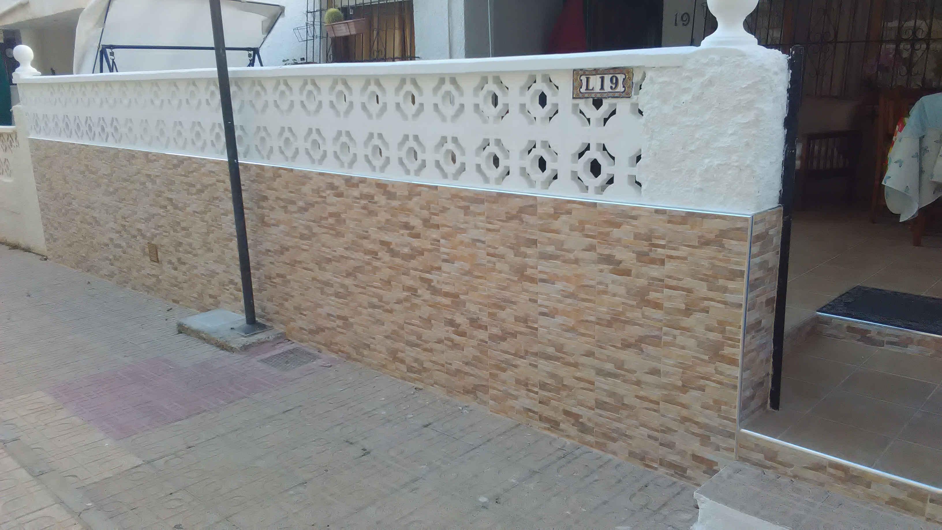 reforma fachadas orihuela